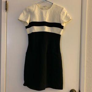 Vintage office workwear dress
